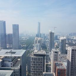 2018年1月の深圳市のいま
