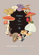 poster for 「arie:chromaの陶器でつくったきのこ展 『Children of Tree - 木の子 - 展』」