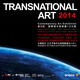 "poster for ""Transnational Art 2014"""