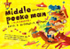 poster for 野々原なつた 「middle pocke man - たった5日間の店 - 」