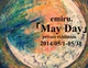 poster for emiru. 「May Day」