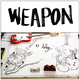 poster for LOLAY 「WEAPON」