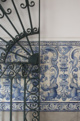 poster for Macau's Azulejos - Ceramic Tiles and Stone Pavement Originating in Portugal