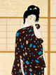 poster for Masterpieces from the Permanent Collection The Glittering Heritage of Beauty in Kyoto