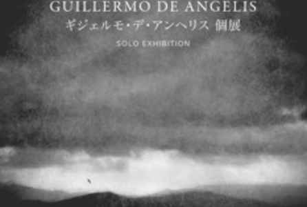 poster for Guillermo De Angelis Exhibition