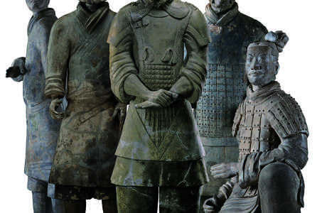 poster for The Great Terracotta Army of China's First Emperor