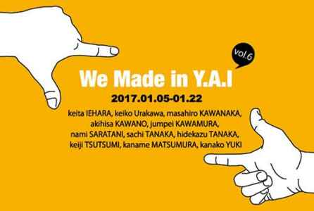 poster for 「We Made in Y.A.I vol.6th」