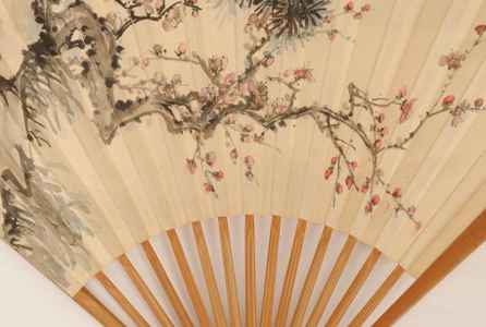 poster for The Beauty of Folding Fans and Crafts