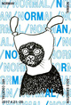 poster for 「NORMAN NORMAL」展